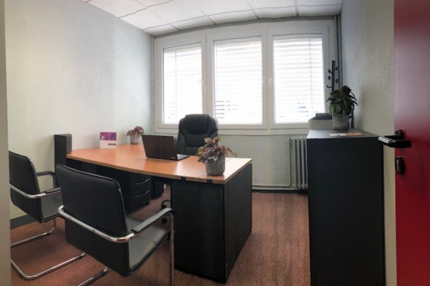 Shared Office Saint Maur Des Fosses Bureau Individuel Choose Work