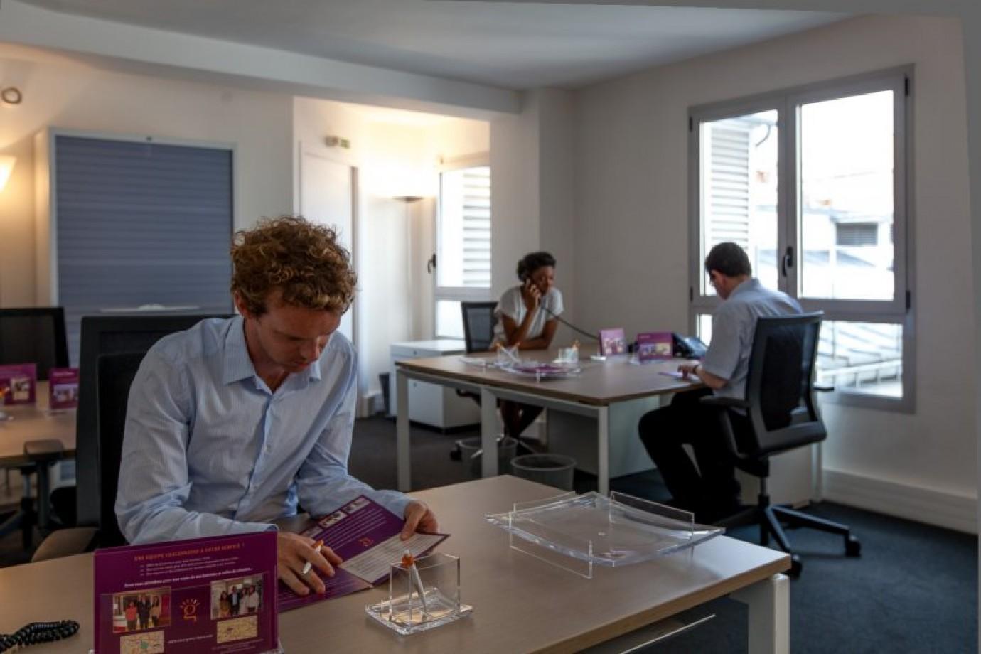 Bureau partagé paris bureau partagé 3 à 4 postes choose and work