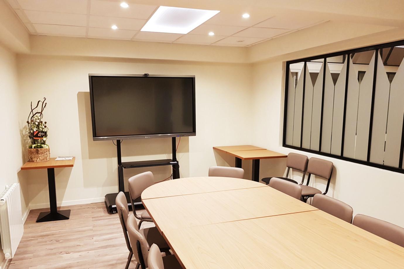 Meeting Training Room Valenciennes L Atelier Salle De Reunion