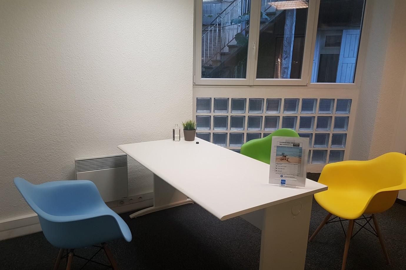 Private Office Grenoble Bureau 1 Poste Choose Work