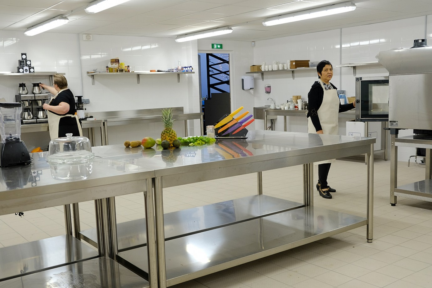Shared Office Marquette Lez Lille Laboratoire De Cuisine Julia